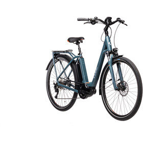 Cube Town Sport Hybrid Pro 500 Easy Entry, blue'n'red